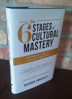 The 6 Stages of Cultural Mastery Book by Ricardo Gonzalez