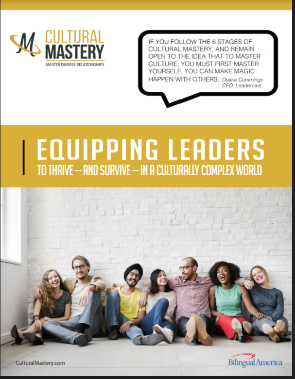 Cultural Mastery Overview Brochure