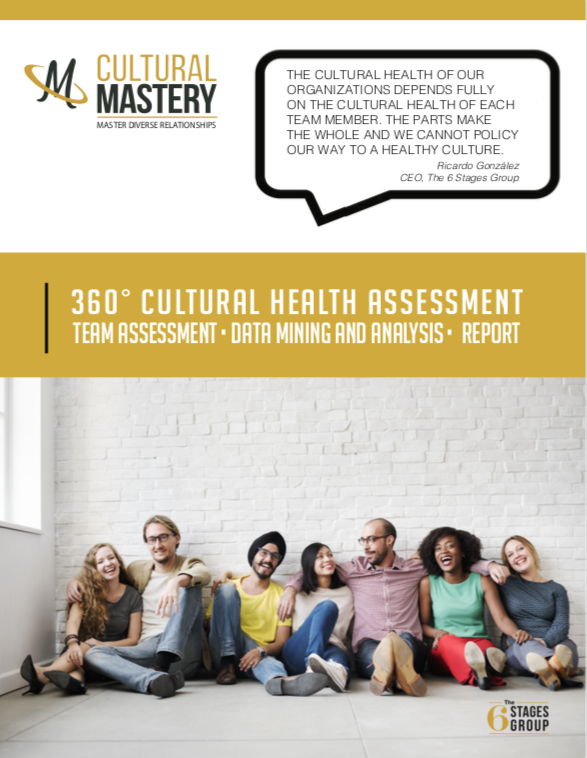 360° Cultural Health Assessment Brochure